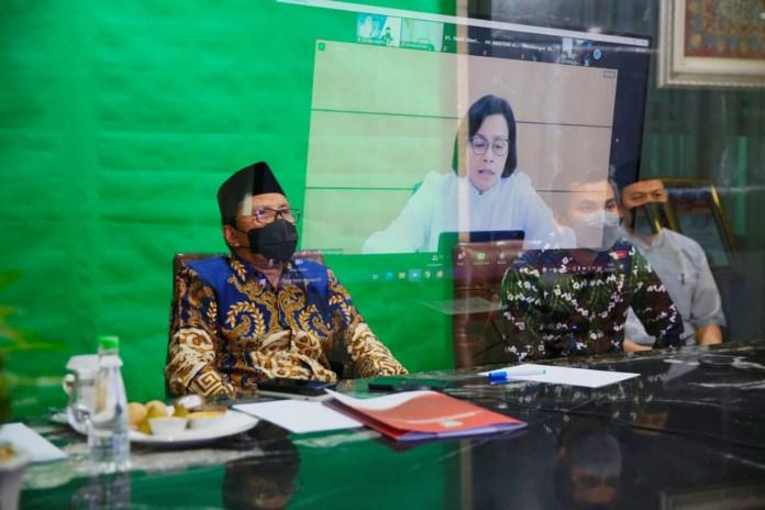 Mendagri Tito Puji Pemkot Makassar Terbaik Tracing Kesehatan Warganya