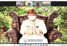 HUT ke-13 Toraja Utara, Plt Gubernur: 2019-2021, Kurang Lebih Rp400 Miliar Anggaran Masuk Ke Torut