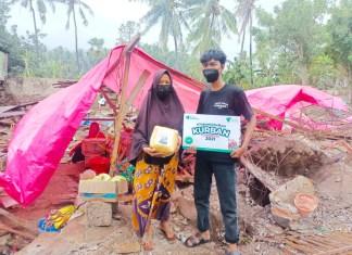 Dompet Dhuafa Tebar Hewan Kurban Hingga Ke Wilayah Terdampak Bencana Alam Sulsel-Sulbar