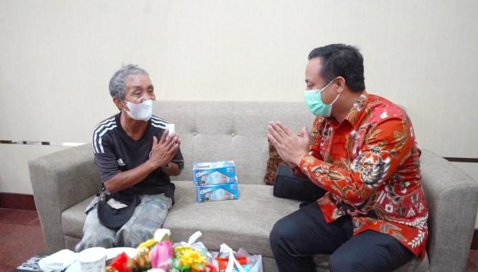 Plt Gubernur Sulsel Apresiasi Perjuangan Seorang Warga untuk Dapatkan Vaksin