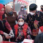 Wabup Tinjau Vaksinasi untuk Masyarakat dan Tahanan Kejari Gowa