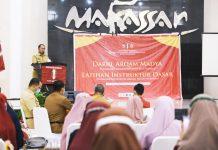 Walikota Danny Bangga PC IMM Makassar Hasilkan Kader Pilihan Leadership Yang Tangguh