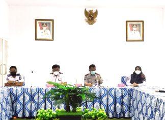 Gelar Pertemuan, Dishub Bahas Persoalan Lalu Lintas Wilayah Aglomerasi