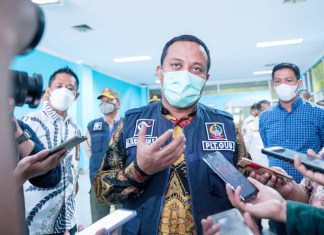 Update Vaksinasi di Sulsel, Dosis Satu Capai 2,1 Juta Warga Telah Divaksin
