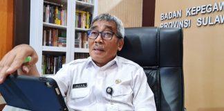 Kepala BKD Provinsi Sulawesi Selatan, Imran Jausi