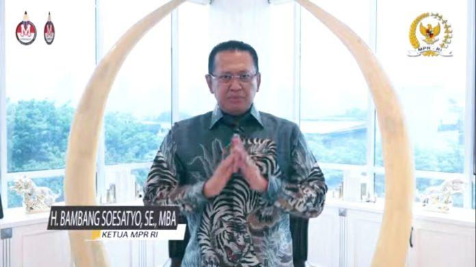 Bambang Soesatyo Buka Monaco 2021
