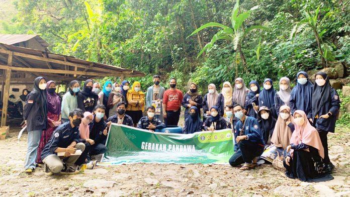 GenBI Komisariat UINAM Gelar Aksi Nyata Gerakan PANDAWA