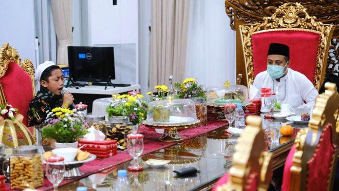 Jelang ke Maluku Utara, Plt Gubernur Semangati Kafilah Sulsel STQ Nasional