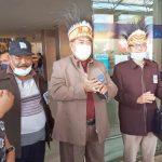 Sekprov Sulsel Hadiri Penutupan PON XX Papua
