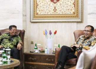 Walikota Makassar-Walikota Bontang Berbagi Pengalaman, Bersama Wujudkan Pembangunan Kota