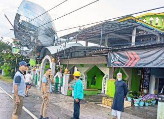 Pemprov Sulsel Pastikan Bantuan Bagi Korban Bencana Angin Puting di Pinrang