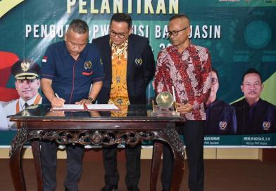 PWI Muba Siap Harumkan Nama Muba Pada Porwarda Lubuk Linggau 2020