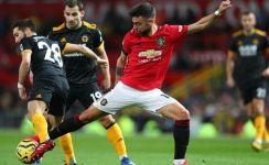 MU Ditahan Imbang 0-0 Wolverhampton Wanderers di Old Trafford