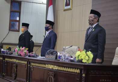 Enam Raperda Kabupaten Muba Disetujui Menjadi Perda