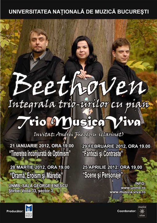 Integrala Beethoven la Bucuresti