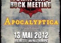 Concert Apocalyptica 13 Mai 2012