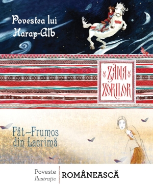 Lansarea colectiei PASAREA MAIASTRA - povesti romanesti ilustrate de artisti romani
