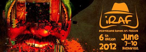 International Romani Art Festival 2012
