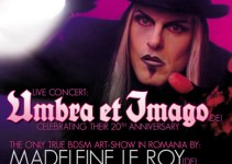 Umbra et Imago & Madeleine Le Roy @ The Silver Church Club