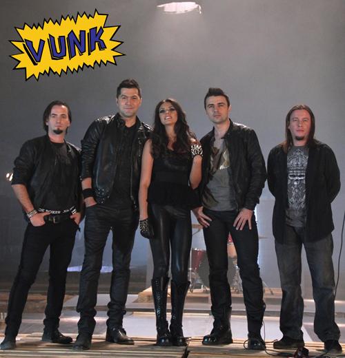 """MediaPro Music News: VUNK si Antonia - marii castigatori ai """"Best Romanian Act"""", au nevoie de voturile tuturor romanilor pentru a castiga si """"Best European Act""""!"""