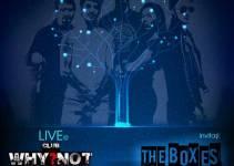 Concert Antarctica pe 12 ianuarie in Club Why Not, invitati The Boxes