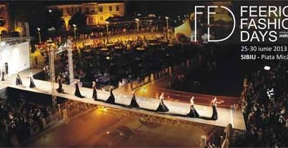 Prezentari de moda intre locomotive si in bazinul Baii Neptun la cea de-a VI-a editie Feeric Fashion Days