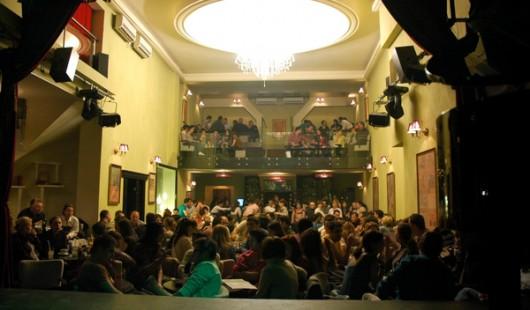 Godot Cafe - Blanari nr. 14 a fost gazda unui numar impresionant de artisti care au sustinut spectacole cu sala plina