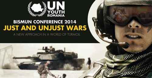 Conferinta BISMUN 2014