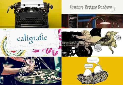 Ateliere creative la Revista de Povestiri