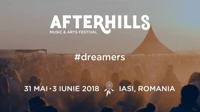 Afterhills Music & Arts Festival #dreamers