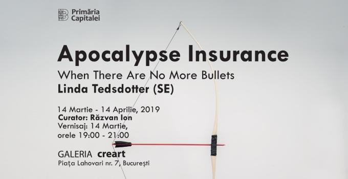 Apocalypse Insurance by Linda Tedsdotter (SE) @ creart Gallery