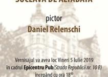 Suceava de Altadata by Daniel Relenschi @ Epicentru Pub - Suceava
