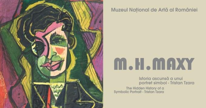 Tristan Tzara - Istoria ascunsa a unui portret-simbol @ MNAR
