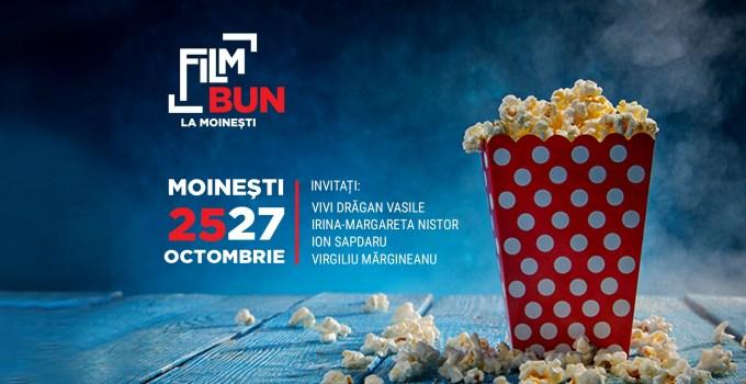 Festivalul Film Bun la Moinesti