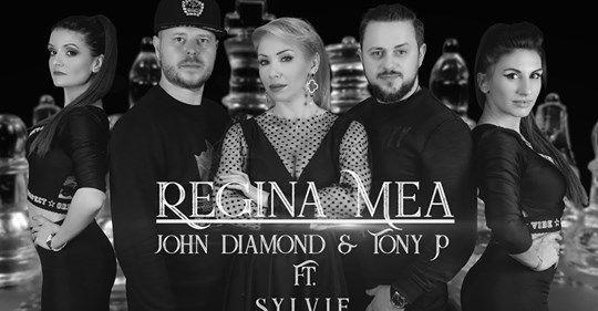 Regina mea – noul videoclip John Diamond & Tony P