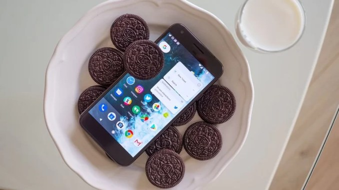 Install Android Oreo 8.0 in galaxy s8