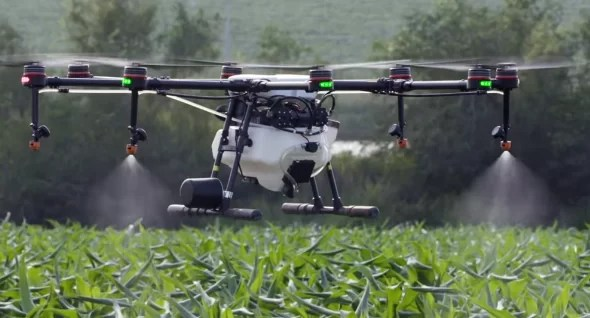 Best Agriculture Drones manufacture in India 2019 - DRONE