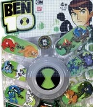 toy weapons for kids ben ten