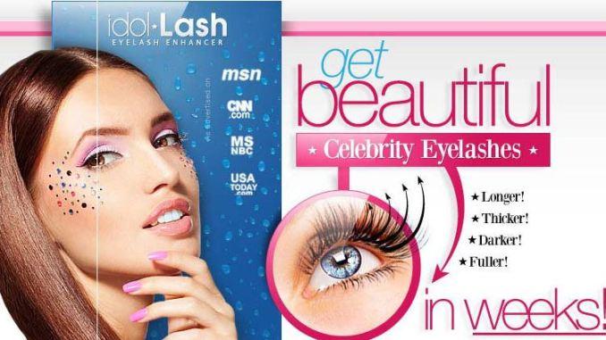 buy idol lash review