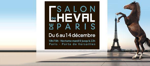 Salon du Cheval de Paris venez y rencontrer la FENTAC et la Fdration HANDICHEVAL  Le Blog