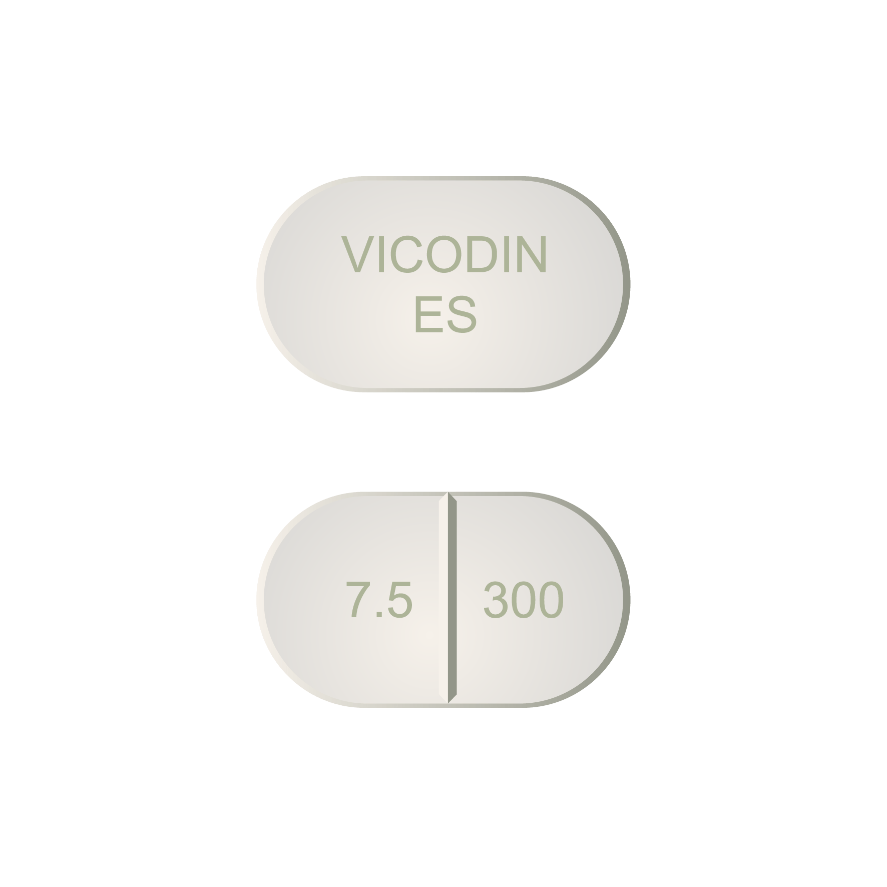 hydrocodone acetaminophen 5 325 markings
