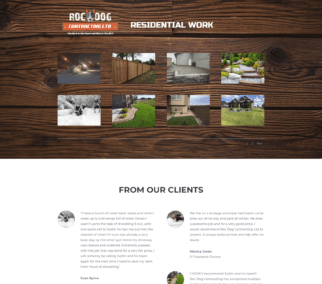 ROC DOG Contracting Website