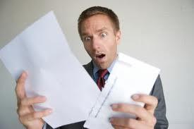 shocked at medical bill
