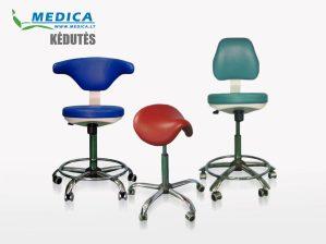 Odontologinės kėdutės MEDICA