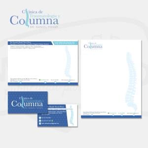 diseño de logo y papeleria