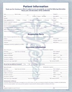 Clinical data forms welcome patient information blank chart also zlatanntanacountryinn rh