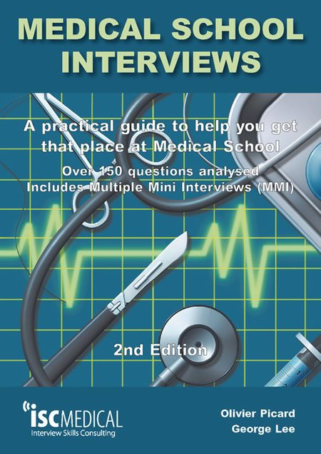 Medical School Interview Skills A Book Full Of