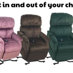 Sit To Stand Chair Lift Arm And Ottoman Sante Blog Safely Get In Out Of Your Again
