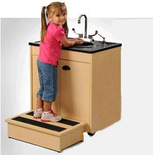 hand wash station and portable sinks