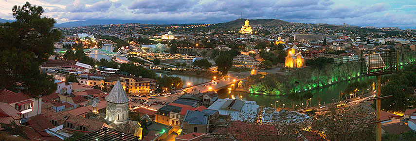 Tbilisi Georgia for MBBS studies